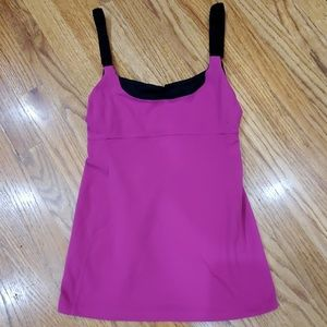 Lululemon Tank with Adjustable Straps